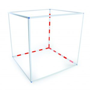 Cubic Meter Set, Set of 20