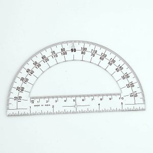 "Professional 6"" Protractor"