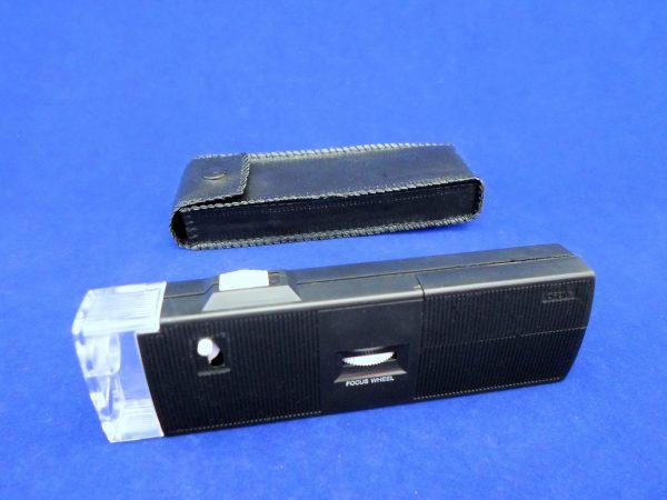 Microscope - Pocket 30X Illuminated