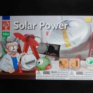 Solar Power Kit - Ages 10+
