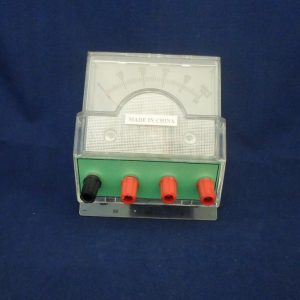 Transparent DC Ammeter