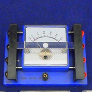 Demo Dc Ammeter - Triple Tange 0-50mA/500mA/5A