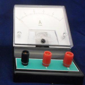 DC Ammeter Dual Range 0.6A / 0 - 3A