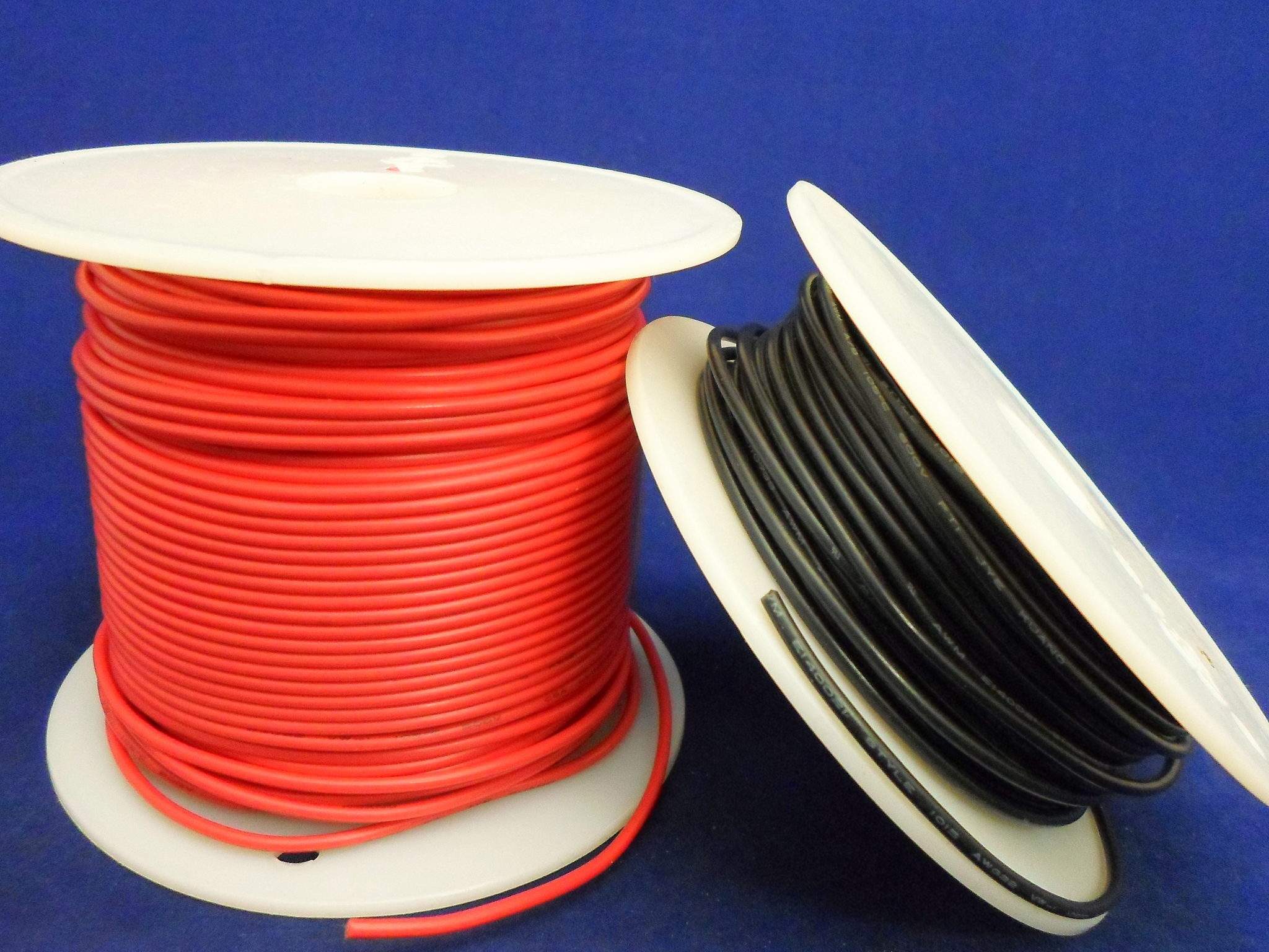 Wire Hook-up 22AWG Stranded Pvc Red - Ajax Scientifc Ltd