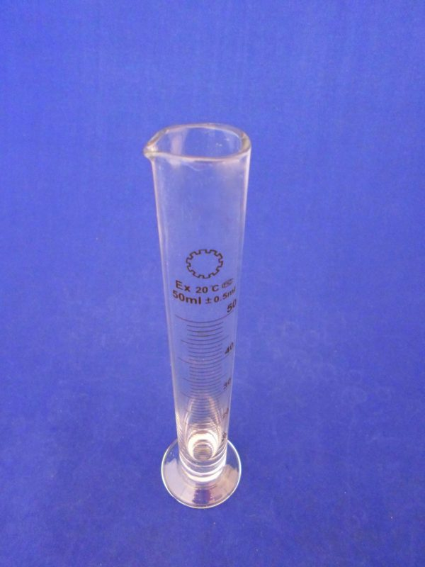 Cylinder Graduated Glass