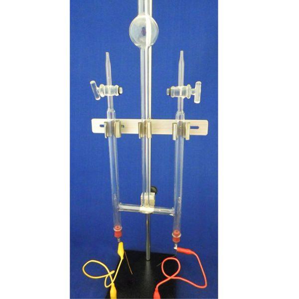 Hoffman Electrolysis Apparatus