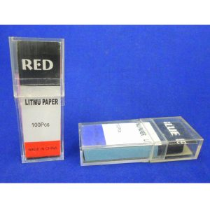Litmus Paper - 1 vial of 100 Leaves