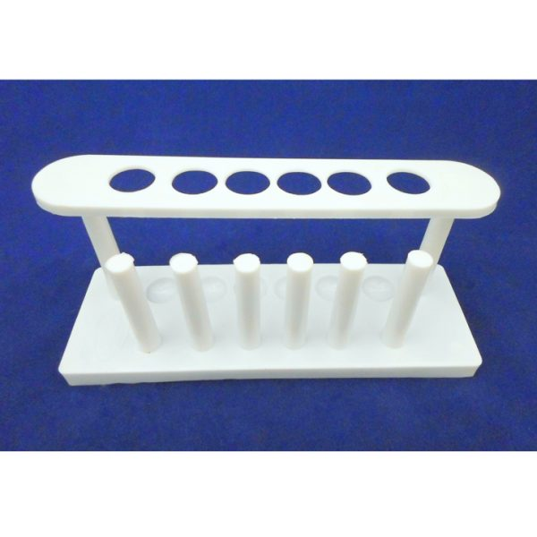 Test Tube Stand in Plastic