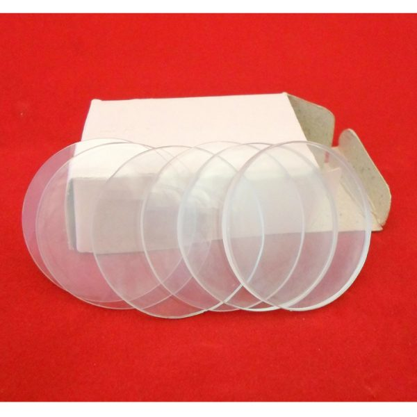 Demonstration Lens Set of 6 - 50MM Diameter