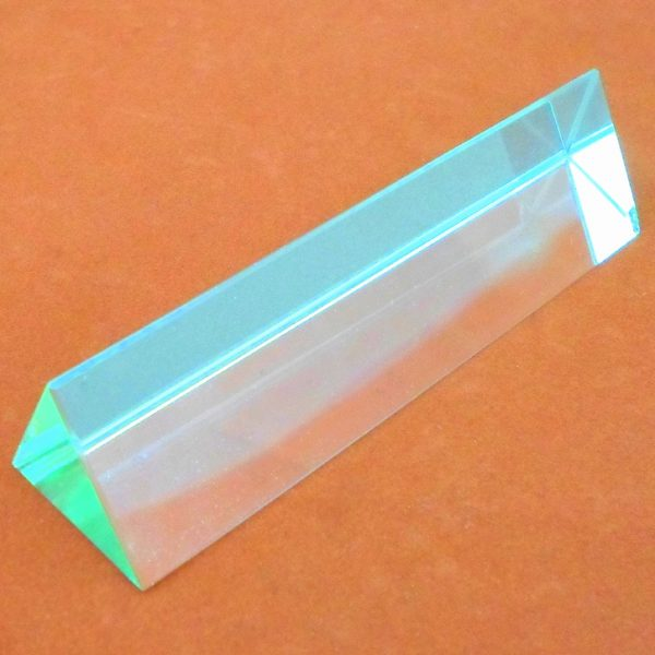 Prism Equilateral glass - 25X150MM