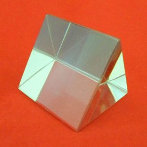 Prism Equilateral Glass 50 X 50MM