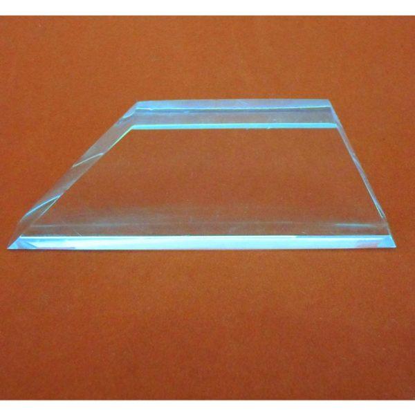 Trapezoidal Acrylic Block