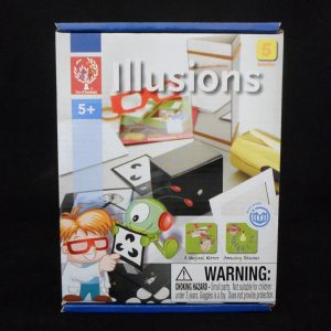 Illusion Kit - Junior Version - Ages 5+