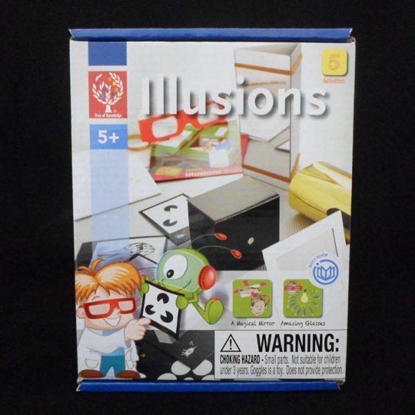 Illusion Kit - Junior Version - Ages 5+