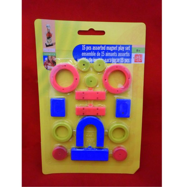 Magnet Play Set of 15