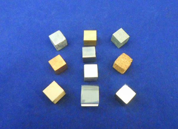 Density Blocks - Set of 10
