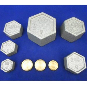 Hex Mass Set of 5
