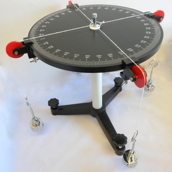 Force Table with Accessories