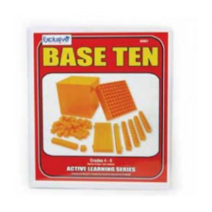 Base Ten Binder