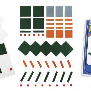 Algebra Tiles Alge-Tiles Binder, 7-11+