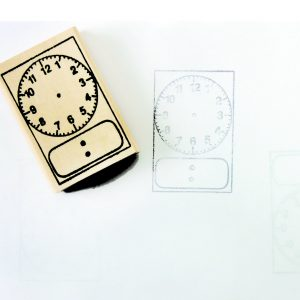 Stamp - Analog Digital Clock