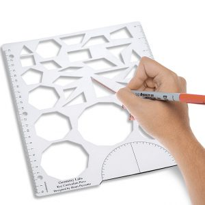 Geometry Drawing Template