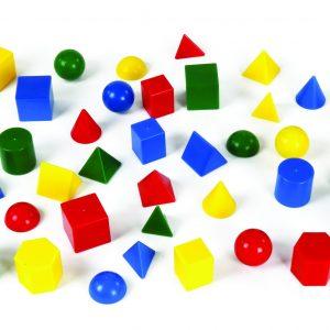 Opaque Geo-solids