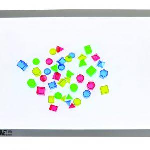 Transparent Geo-solids