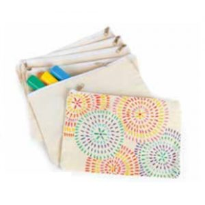 Pencil Case Set of 6