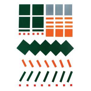 Lge-tiles Class Set