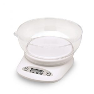 Compact digital Scale with Bowl-2 kg