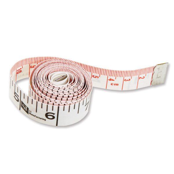 "150cm/60"" Fiberglass Tape Measure, Set of 10"