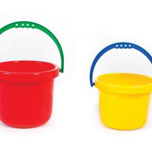 Small Yellow Bucket