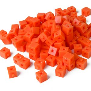 Base Ten, Orange/Unit Cube 1's (1000)