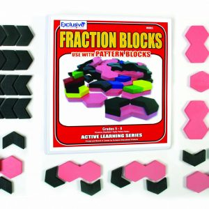 Fraction Blocks(70 Pieces) Wood