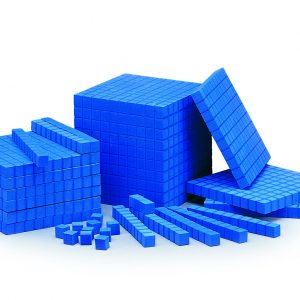 Base Ten, Foam Blocks Unit Cubes (100)