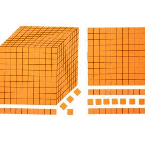 Magnetic Foam Base Ten Set 121 Pieces