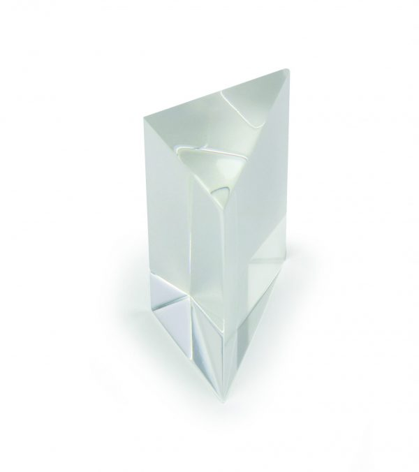 """Prism, Arcylic, Right-angle, 1.75"""" Long"""