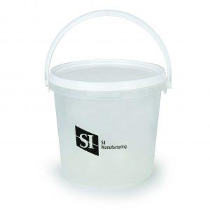 Clear Gallon Container / 3.8L