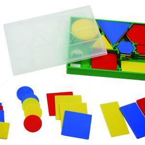 Attribute Blocks Desk Set