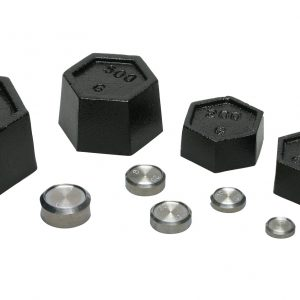 10 Piece Metric Weight Set