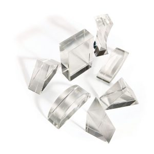 Perspex Prisms - Set of 7