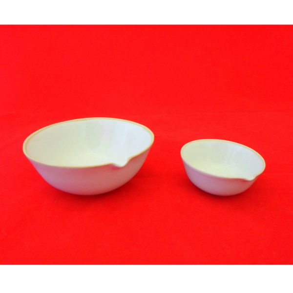 DISH EVAPORATION, PORCELAIN 30-50 ML