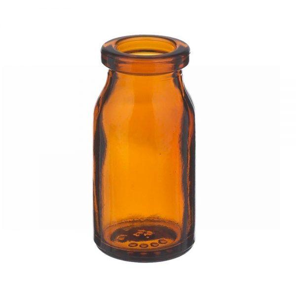 Amber Serum Vials - Case of 281 vials